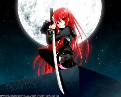 Sonechkatravel Couleur De Cheveux Des Personnages De Manga