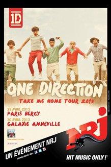 1d tour dates in Brisbane